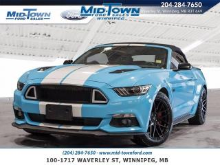 Used 2017 Ford Mustang CALIFORNIA SPECIAL for sale in Winnipeg, MB