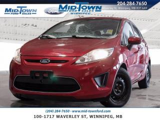 Used 2012 Ford Fiesta 5dr HB SE for sale in Winnipeg, MB