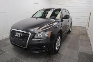Used 2011 Audi Q5 2.0L Premium Plus for sale in Winnipeg, MB