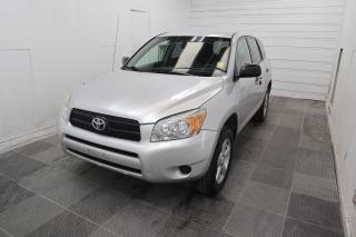 Used 2008 Toyota RAV4 for sale in Winnipeg, MB