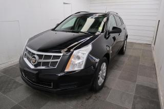Used 2011 Cadillac SRX 3.0 Base for sale in Winnipeg, MB