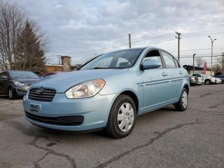 Used 2008 Hyundai Accent *A/C*GR ÉLEC* ++ for sale in St-Jérôme, QC