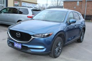 Used 2019 Mazda CX-5 GS AWD Leather Sunroof for sale in Brampton, ON