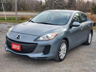 Used 2012 Mazda MAZDA3 I SPORT  LOW KMS for sale in Stouffville, ON
