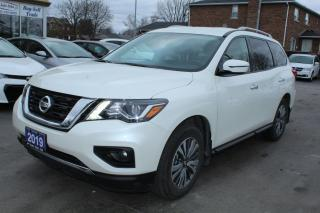 Used 2019 Nissan Pathfinder SV Tech for sale in Brampton, ON
