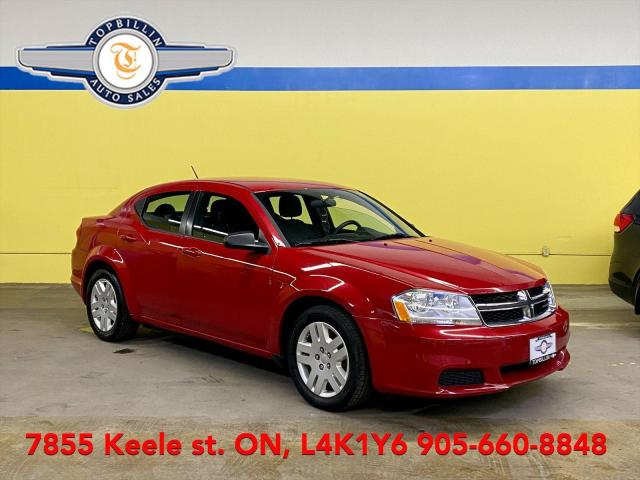 2013 Dodge Avenger 2 Years Power-train Warranty