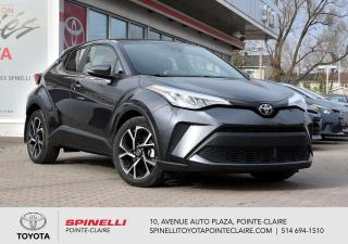 Used 2020 Toyota C-HR LIMITED COMME NEUF! for sale in Pointe-Claire, QC