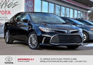 Used 2016 Toyota Avalon LIMITED RARE! for sale in Pointe-Claire, QC
