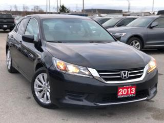 Used 2013 Honda Accord LX for sale in Oakville, ON