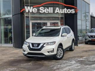 Used 2017 Nissan Rogue SV 4dr AWD Sport Utility for sale in Winnipeg, MB