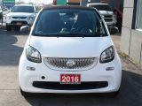 2016 Smart fortwo NAVIGATION|LEATHER|HEATED SEATS