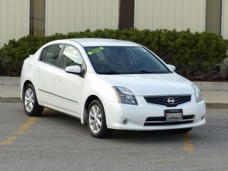 Used 2011 Nissan Sentra HEATED SEATS,ALLOY RIMS,LOADED,LOW KMS,CERTIFIED for sale in Mississauga, ON