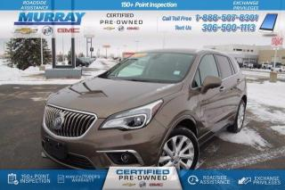 Used 2017 Buick Envision Premium II for sale in Moose Jaw, SK