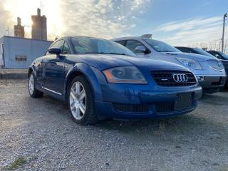 Used 2005 Audi TT for sale in Listowel, ON