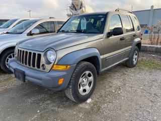 Used 2006 Jeep Liberty Sport for sale in Listowel, ON