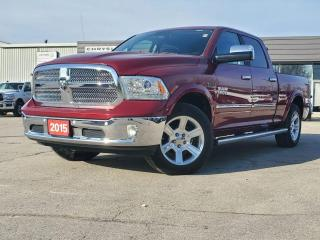 Used 2015 RAM 1500 GOLD PLAN WARRANTY | 6'4