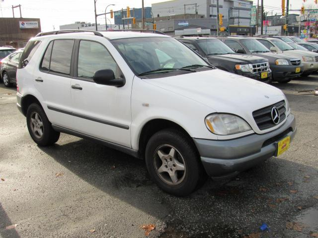 1998 Mercedes-Benz ML 320 ML320