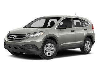 Used 2014 Honda CR-V LX * REAR CAM * POWER GROUP * LOW KM CR-V LX | CLEAN CARFAX | TEST DRIVE AVAILABLE | for sale in Burlington, ON