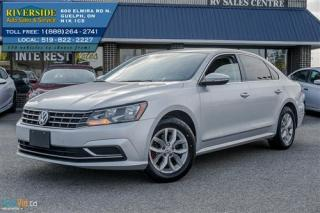 Used 2017 Volkswagen Passat S for sale in Guelph, ON