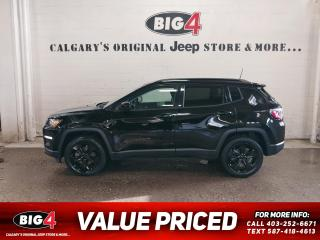 Used 2018 Jeep Compass North 4WD for sale in Calgary, AB