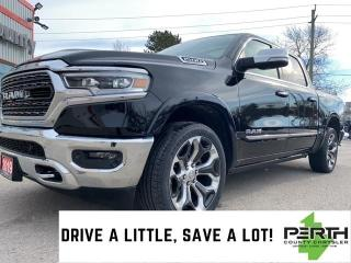 Used 2019 RAM 1500 Limited | Sunroof | Leather Ventilated Seats | Tra for sale in Mitchell, ON