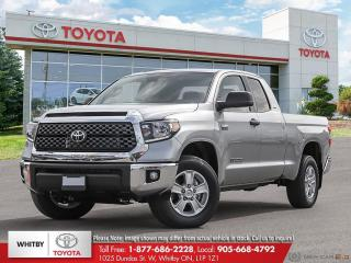 New 2021 Toyota Tundra SR5 for sale in Whitby, ON