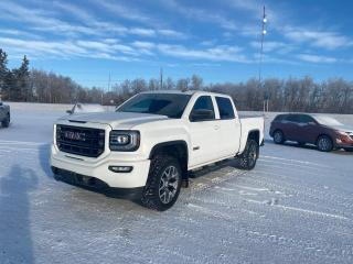 Used 2018 GMC Sierra 1500 SLT for sale in Roblin, MB