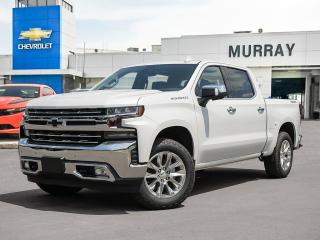 New 2021 Chevrolet Silverado 1500 LTZ for sale in Winnipeg, MB