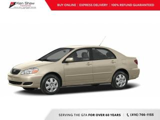 Used 2007 Toyota Corolla for sale in Toronto, ON