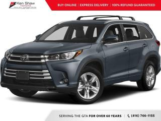 Used 2017 Toyota Highlander for sale in Toronto, ON