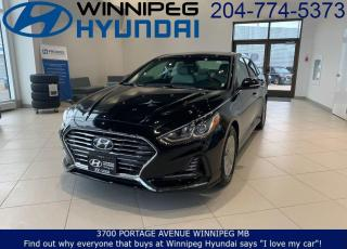 Used 2019 Hyundai Sonata Hybrid Preferred for sale in Winnipeg, MB