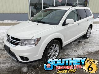 Used 2014 Dodge Journey SXT for sale in Southey, SK
