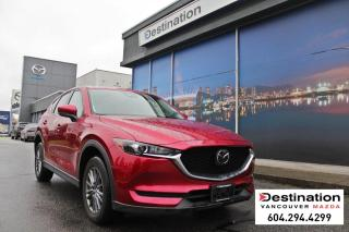 Used 2018 Mazda CX-5 GS - Comes with 24-hr roadside assistance! for sale in Vancouver, BC