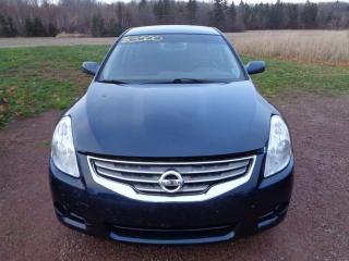 Used 2012 Nissan Altima 2.5 S for sale in Charlottetown, PE