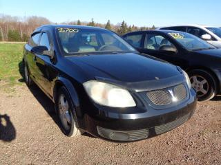 Used 2007 Pontiac G5 (WHOLESALE) for sale in Charlottetown, PE