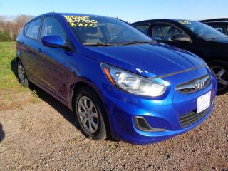 Used 2013 Hyundai Accent GL (WHOLESALE) for sale in Charlottetown, PE