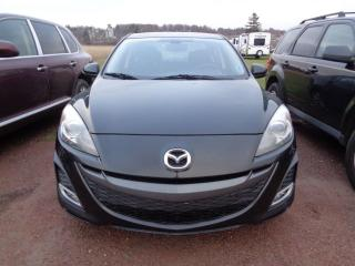 Used 2010 Mazda MAZDA3 GT (WHOLESALE) for sale in Charlottetown, PE