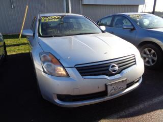 Used 2008 Nissan Altima 2.5 S (WHOLESALE) for sale in Charlottetown, PE