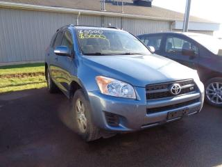 Used 2010 Toyota RAV4 BASE for sale in Charlottetown, PE