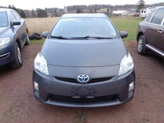 Used 2010 Toyota Prius (WHOLESALE) for sale in Charlottetown, PE
