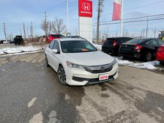 Used 2016 Honda Accord Sedan LX w/Honda Sensing for sale in Waterloo, ON