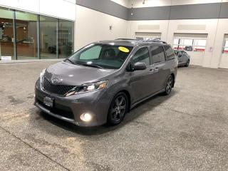 Used 2017 Toyota Sienna SE 8 Passenger for sale in Surrey, BC