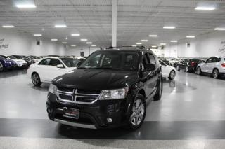 Used 2012 Dodge Journey SXT CREW I HEATED SEATS I PUSH START I REMOTE STARTER for sale in Mississauga, ON