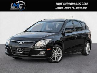 Used 2011 Hyundai Elantra Touring GLS-AUTOMATIC-SUNROOF-HEATED SEATS-NO ACCIDENTS-114KMS for sale in Toronto, ON
