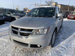 Used 2010 Dodge Journey FWD 4DR SXT for sale in Winnipeg, MB