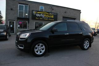 Used 2014 GMC Acadia AWD / SLE2/ 7 PASS / BACKUP CAMERA / BLIZZAK WINTER TIRES for sale in Newmarket, ON