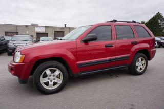 Used 2005 Jeep Grand Cherokee LAREDO 4WD CERTIFIED 2YR WARRANTY *FREE ACCIDENT* ENGINE R START CRUISE ALLOYS for sale in Milton, ON