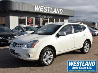 Used 2013 Nissan Rogue SV AWD for sale in Pembroke, ON