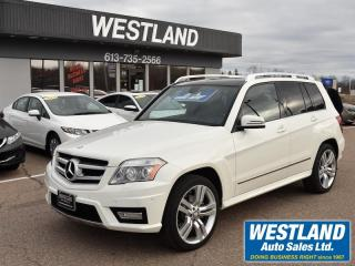Used 2012 Mercedes-Benz GLK350 4Matic for sale in Pembroke, ON