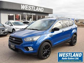Used 2018 Ford Escape SE AWD for sale in Pembroke, ON